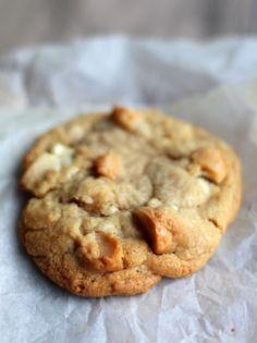 Mijn favoriete cookie: Witte chocolade en macademia - Cakeje Van Eigen Deeg