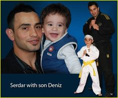 """aekwondo Grand Master Serdar """"Sam"""" Guner was born 1981 in Wollongong Australia but raised in Austria where he started Taekwondo training at a very young age of 9 under the tutelage of Grand Master Sascha Osterman . He reached black belt in Wollongong Australia, School Holiday Programs, Sydney, Taekwondo Training, Certified Personal Trainer, The Grandmaster, Team Member, Club, School Holidays"""