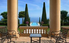 Castle of La Croix des Gardes, Cannes | FINEST RESIDENCES