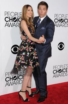 The 2014 People's Choice Awards Red Carpet