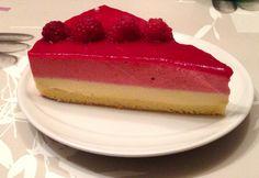 La Moukette – Bavarois framboise chocolat blanc
