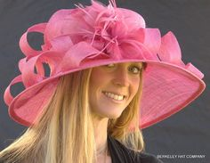 Woman's Royal Ascot Derby Hat