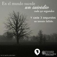 #Suicidio #Segundos