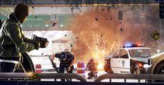 Scor Gaming Battlefield Hardline Ultimate Destruction Just Another Day at Work!