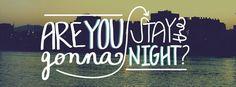 Stay the Night- Zedd feat. Hayley Williams
