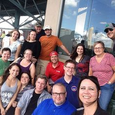 Our amazing jewelry & watch shop teams enjoying some afternoon fun on a perfect day at the Indianapolis Indians game!
