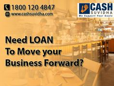 Cash Suvidha offer Business Loan to Move Your Business Forward #BusinessLoan #SmallBusinessLoan #ApplyOnline India Like us on Facebook: facebook.com/CashSuvidha Follow us on Twitter: twitter.com/CashSuvidha