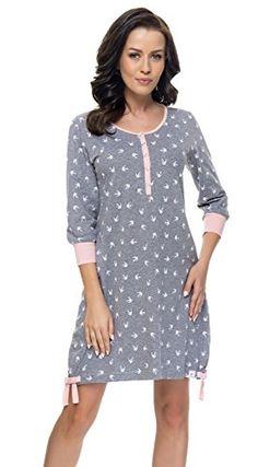Sleepwear Women, Lingerie Sleepwear, Nightwear, Girls Fashion Clothes, Girl Fashion, Fashion Outfits, Clothes For Women, Pijamas Women, Nursing Clothes