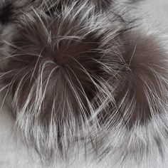 Low Price $5.10, Buy 2017 Hot Sale Women Adult Casual Beanie Big Genuine Real Fox Pompom Pom Poms Hair Accessories Pompon Ball For Shoes Hats Bags