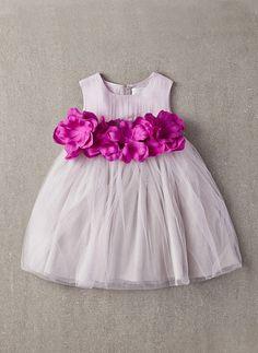 Nellystella LOVE Blossom Dress in Lavender Fog - N15F003