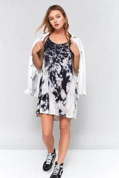 Shop Pins & Needles Tie Dye Babydoll Dress at Urban Outfitters today. We carry all the latest styles, colours and brands for you to choose from right here.