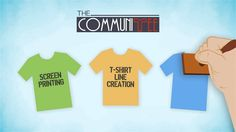 The Communitee Explainer Video Problem And Solution, Point Of View, Logos, Videos, Prints, Character, Logo, Video Clip, Lettering