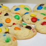 Ma toute dernière recette de cookies aux M