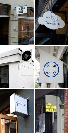 Retail Signage, Part 2   Rena Tom / retail strategy, trends and inspiration for creative businesses