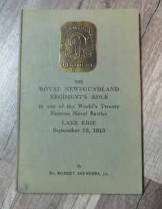 Royal Canadian Navy, Canadian Soldiers, Battle Dress, Lake Erie, Newfoundland, Books, Libros, Book, Newfoundland Dogs