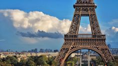 Eiffel Tower from the edge of the Trocadero | Flickr - Photo Sharing!