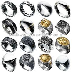 anéis masculinos - Pesquisa Google