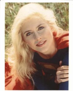 Supergirl Helen Slater Close up Helen Slater Supergirl, Supergirl 1984, Supergirl Movie, Indiana Jones, Kara Kent, Supergirl Pictures, Body Paint Cosplay, Tv Icon, Christopher Reeve