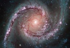 Hubble Space Telescope 16 Incredible Images From NASA's Hubble Space Telescope - NASA released a number of photos in honor of the new documentary series, Cosmos: A Spacetime Odyssey. Space Photos, Space Images, Hubble Space Telescope, Space And Astronomy, Telescope Images, Cosmos, Image Nature, Spiral Galaxy, Hubble Images