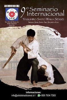 Aikido  Mendoza Iwama : Yasuhiro Saito sensei. El mejor Aikido del mundo.