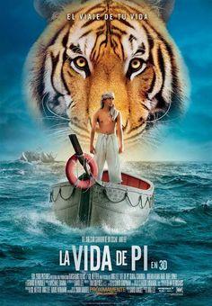 ver La vida de Pi (Life of Pi) 2012 online descargar HD gratis español latino subtitulada