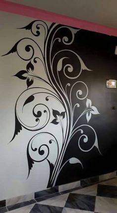 Image Result For Diy Wall Mural Wall Murals Diy Diy Wall