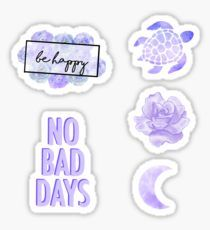 Aesthetic Purple Stickers Aesthetic Stickers Printable Stickers