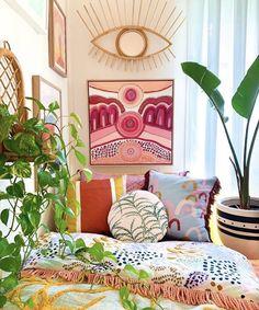 Boho Room, Boho Living Room, Boho Designs, My New Room, My Room, Boho Dekor, Bedroom Decor, Wall Decor, Bohemian Interior