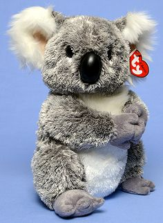Ty Beanie Baby Classic - Outback the Koala Bear(original version) 4cf17987784a