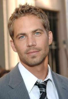 Paul Walker- Still can't believe he is not with us......