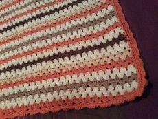 Granny Stripe blanket #crochet #grannystripe #stripes #wool #attic24 #humbugshouse #lovecrochet  http://humbugshouse.wordpress.com/2014/02/05/granny-stripe-blanket/
