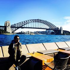 There's one ultimate Sydney experience besides having a mug of coffee at Opera Bar. Climb the global iconic Sydney Harbour Bridge there's no better way to see this glorious city. #home #australia @sydney #sydney #travel #happy #travelling #world #instatravel #sydneycbd #citylife #life #enjoy #coffee #operabar #sydneyoperahouse #sydneyharbour #bridge #sydneyharbourbridge by johnsantiagopelein http://ift.tt/1NRMbNv