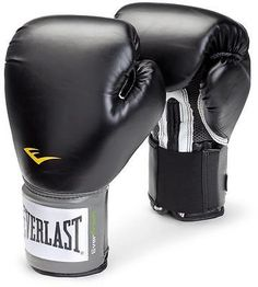 Everlast pro #style boxing training #punch bag #gloves, View more on the LINK: http://www.zeppy.io/product/gb/2/160927229682/