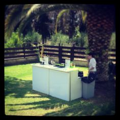 Bar Academy Profesional Cocktail Catering Mobile bar