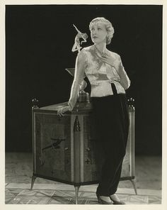 Portraits of Helen Twelvetrees by Ernest A. Bachrach.