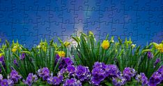 Free Online Jigsaw Puzzles, Wallpaper, Green, Wallpapers, Wall Papers