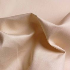 Crease Resistant Curtain Lining Fabric Cream 140cm - Curtain Linings &…