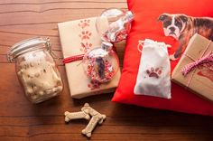 -Repinned- 5 Holiday DIY Ideas for Pet Lovers