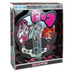 Monster High Deluxe Wall Clock