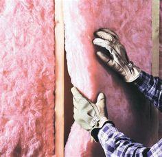 Drywall Installation, Spray Foam Insulation