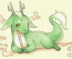 Cute Fantasy Creatures, Mythical Creatures Art, Cute Creatures, Cute Reptiles, Furry Comic, Dragon Artwork, Cute Dragons, Anime Animals, Anime Kawaii