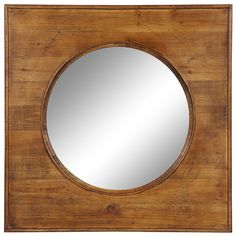 "Thorton Mirror, 29.5"", $158"