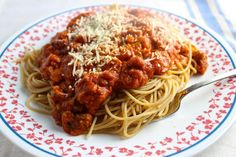 Meatloaf Spaghetti is a Perfect Way to Use Up Leftovers and No One Will Know!: Meatloaf Spaghetti