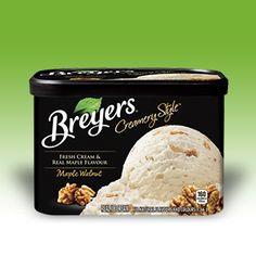 Breyers® - Creamery Style™ - Maple Walnut