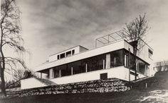 Miles Van der Rohe, architetto tedesco morto 45 anni fa (17/08/1969) - Le foto di villa Tugendhat, a Brno - Il Post