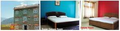 Shree Badrish Hotel - Hotels in Rishikesh - River Rafting in Rishikesh - Lowest Rates and FREE Online Booking http://www.raftingatrishikesh.in/shree-badrish-hotel-rishikesh/