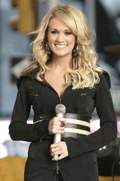 Carrie Underwood is my Absolute Favorite!!! Most talented voice and beautiful inside and out!