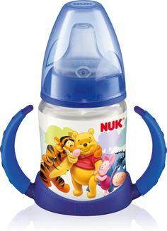 NUK PREMIUM CHOICE Disney Training Bottle 150ml with soft silicone spout (6-18m)
