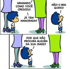 #namoradanão