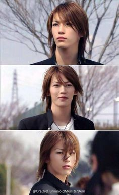 Kamenashi Kazuya in GokusenII - Odagiri Ryu ❤❤ Absolutely stunning. Yet heartbreaking.. :( Ryu x Hayato, never again.